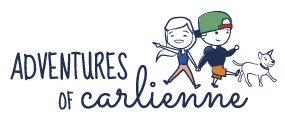 Adventures of Carlienne logo