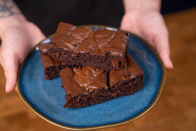 Alton Brown, Good Eats: Brownies