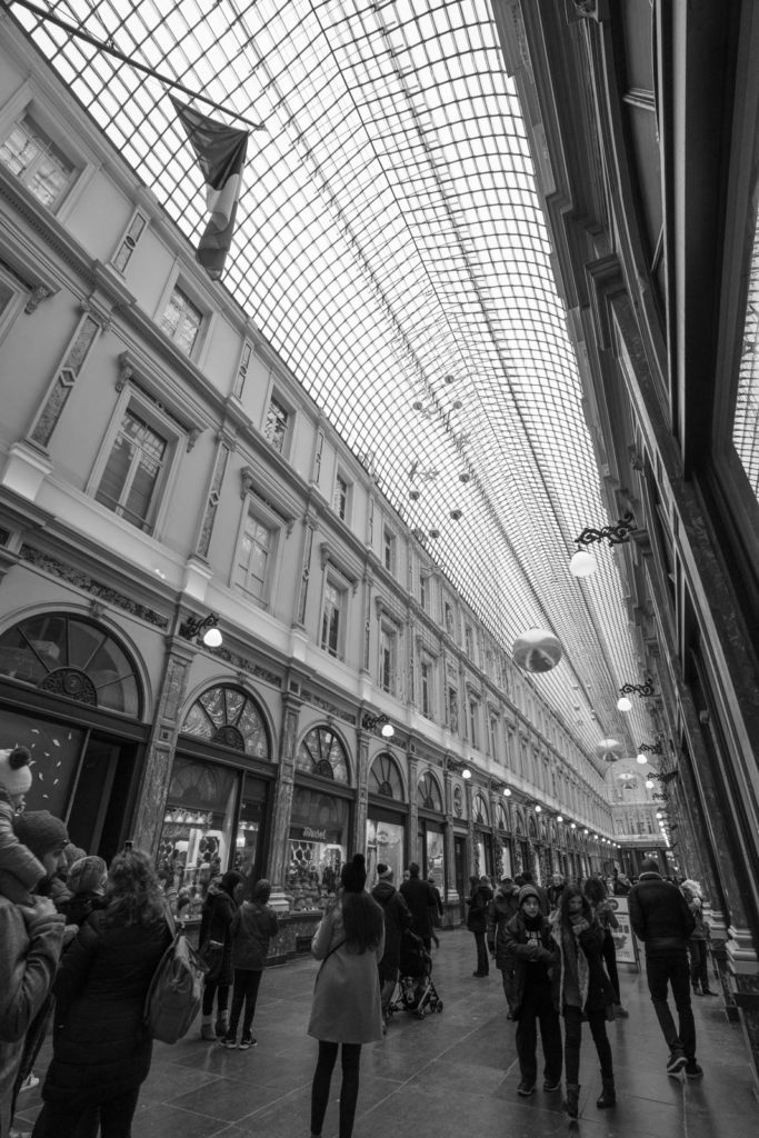 Galeries Royales Saint Hubert, Brussels