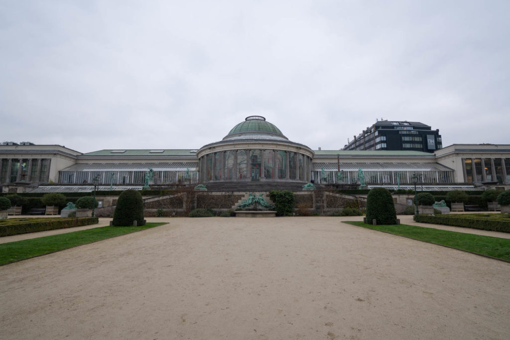 Botanical Garden, Brussels