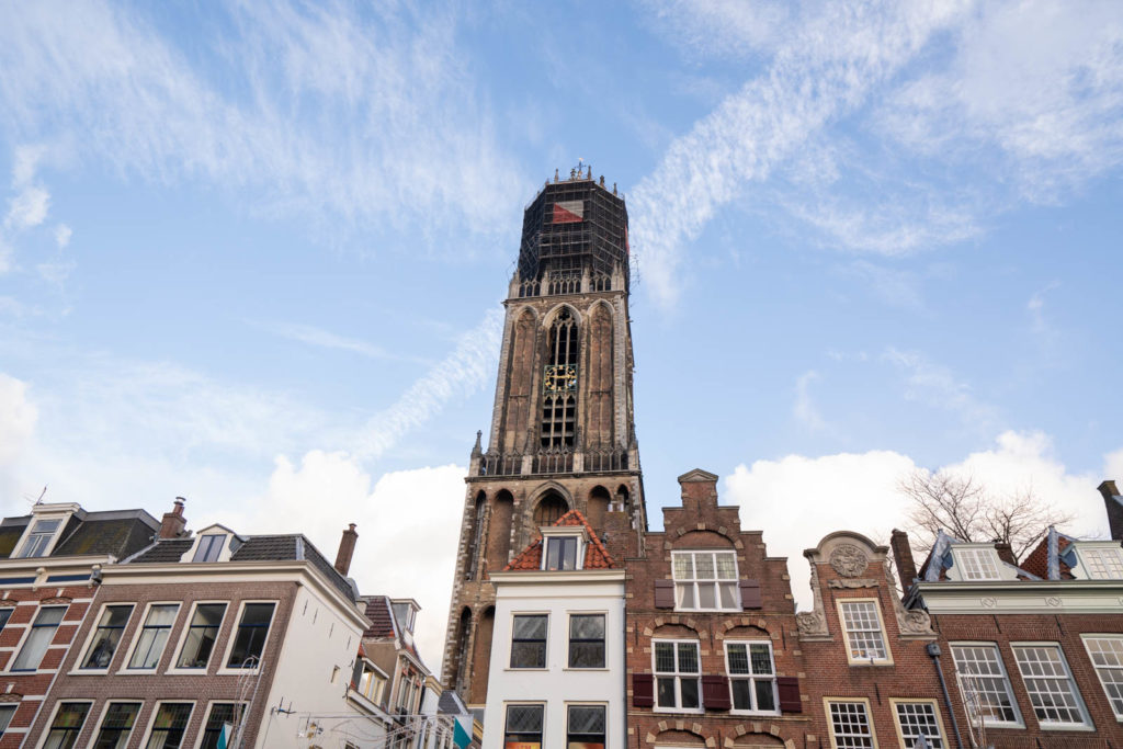 Dom Tower, Utrecht, Netherlands