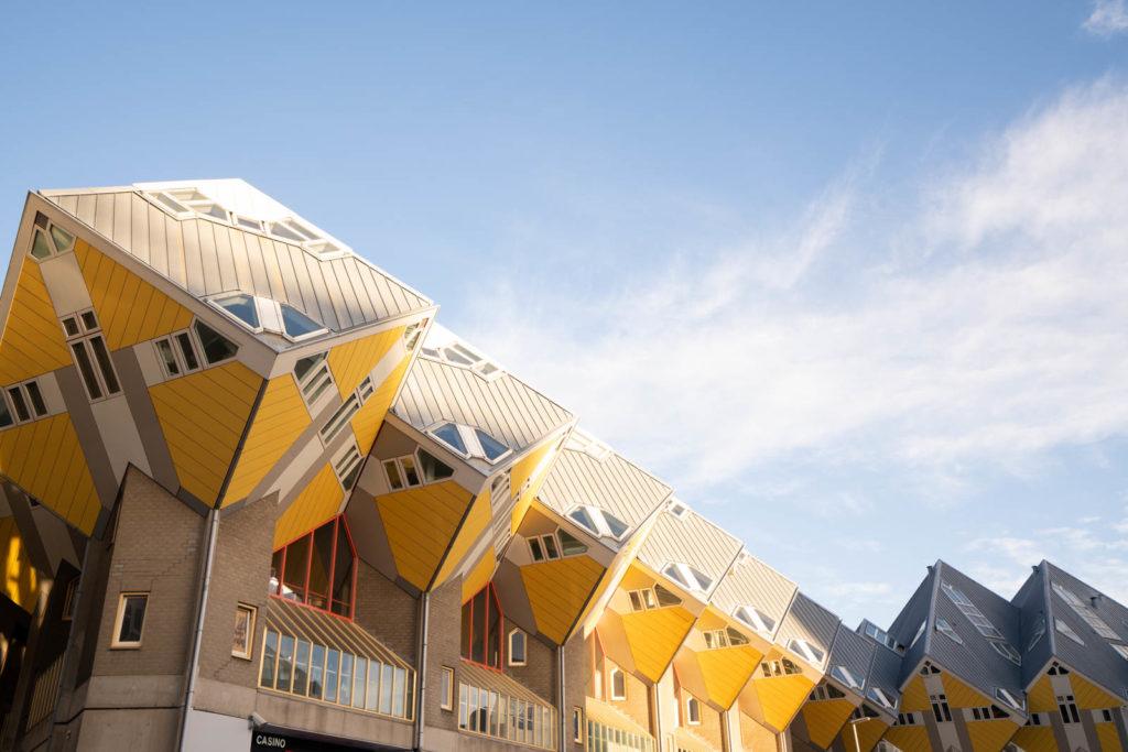 Cube Houses, Rotterdam, Netherlands
