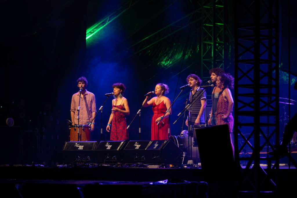 San Salvador, Tree Stage, Rainforest World Music Festival 2019, Kuching, Malaysia