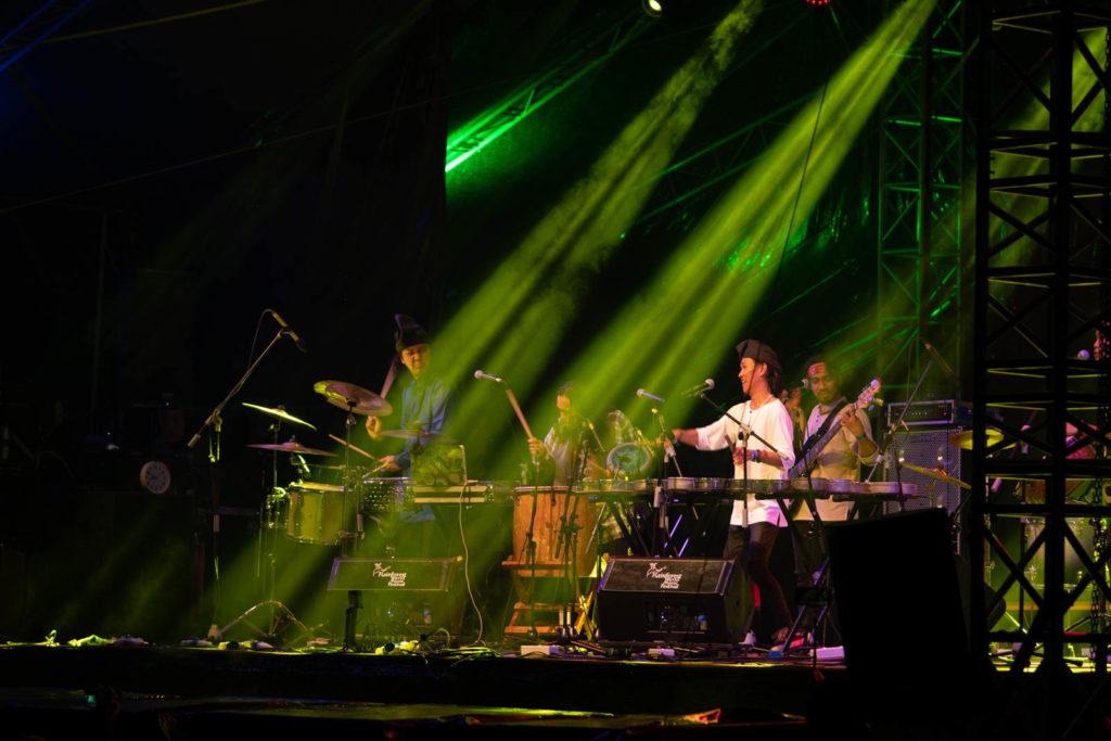 Darmas, Jungle Stage, Rainforest World Music Festival 2019, Kuching, Malaysia