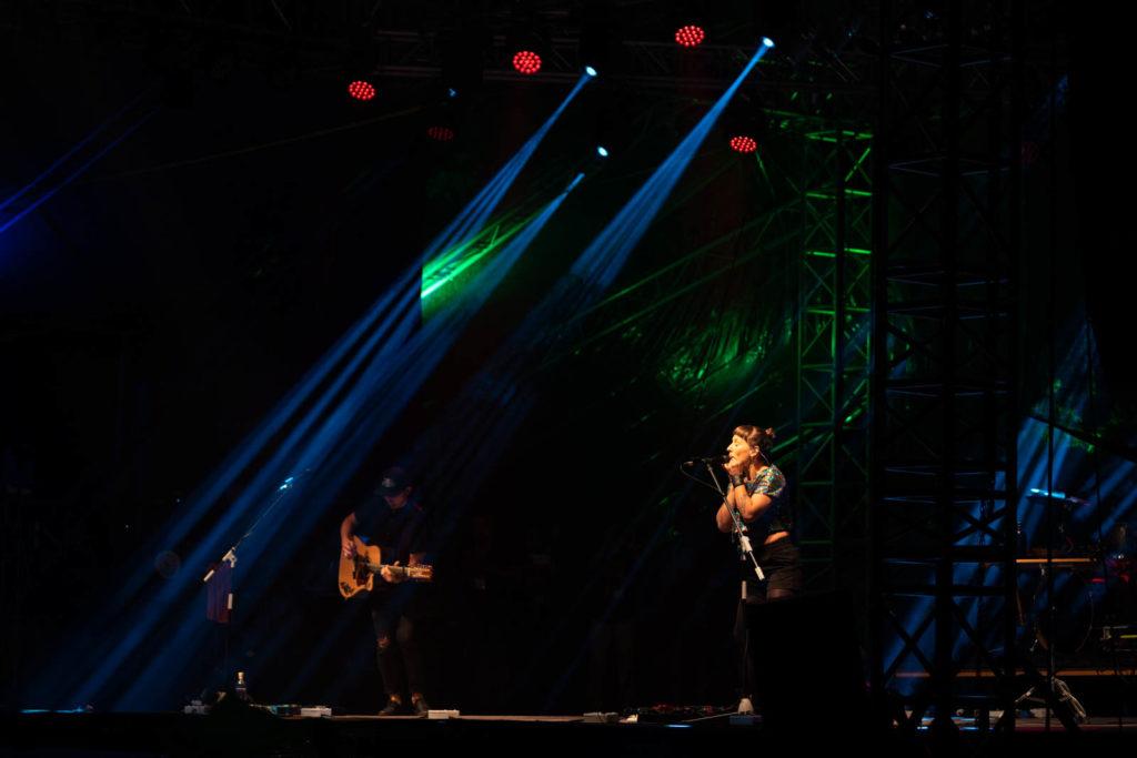 Trad.Attack!, Tree Stage, Rainforest World Music Festival 2019, Kuching, Malaysia