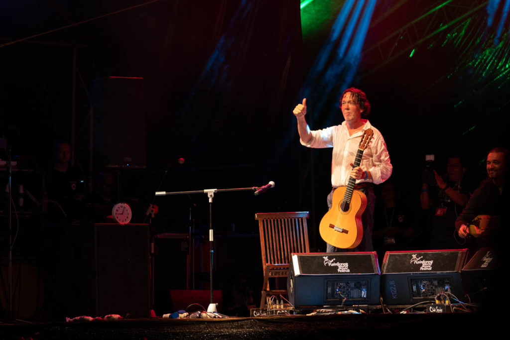 Duplessy & The Violins Of The World Ft. Guo Gan, Jungle Stage, Rainforest World Music Festival 2019, Kuching, Malaysia