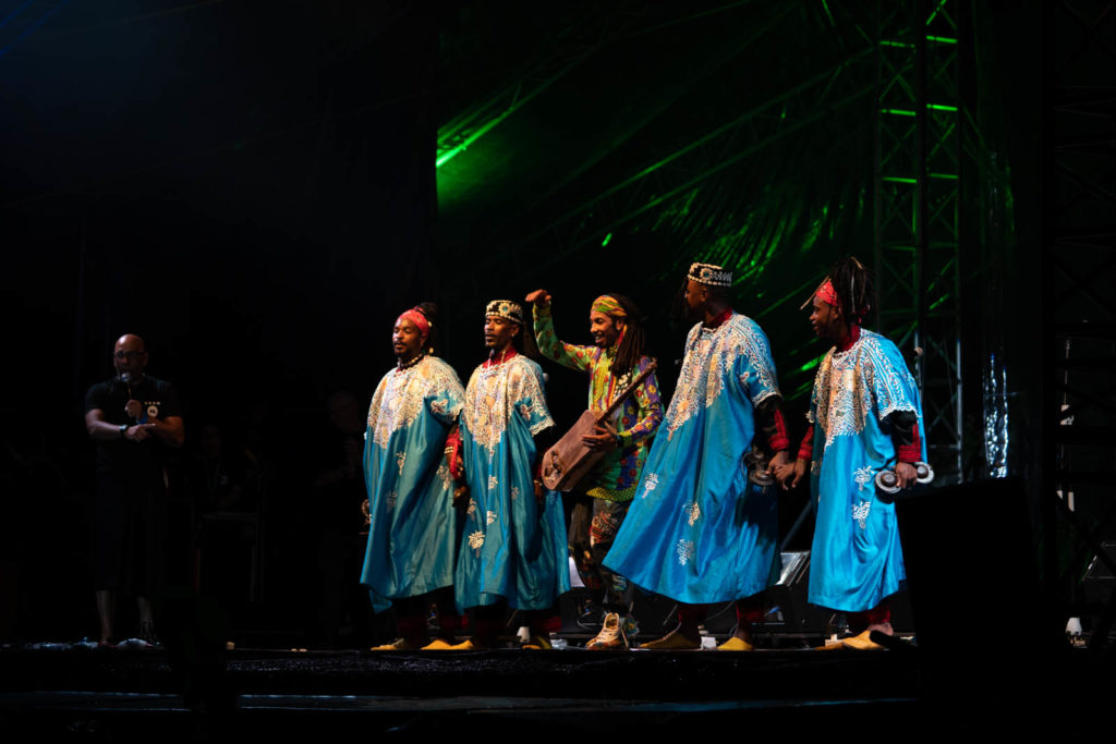 Mehdi Nassouli, Tree Stage, Rainforest World Music Festival 2019, Kuching, Malaysia