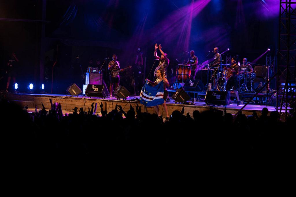 Tabanka, Jungle Stage, Rainforest World Music Festival 2019, Kuching, Malaysia