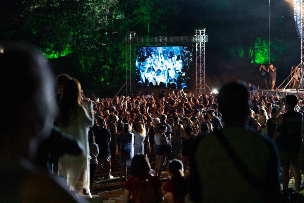 Jungle Stage, Rainforest World Music Festival 2019, Kuching, Malaysia
