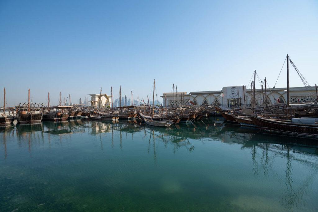 Dhow Harbor, Doha, Qatar