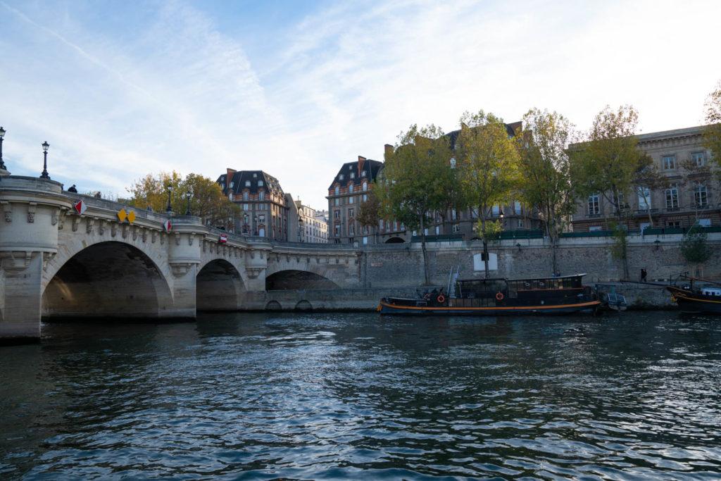 la Seine, Paris, France