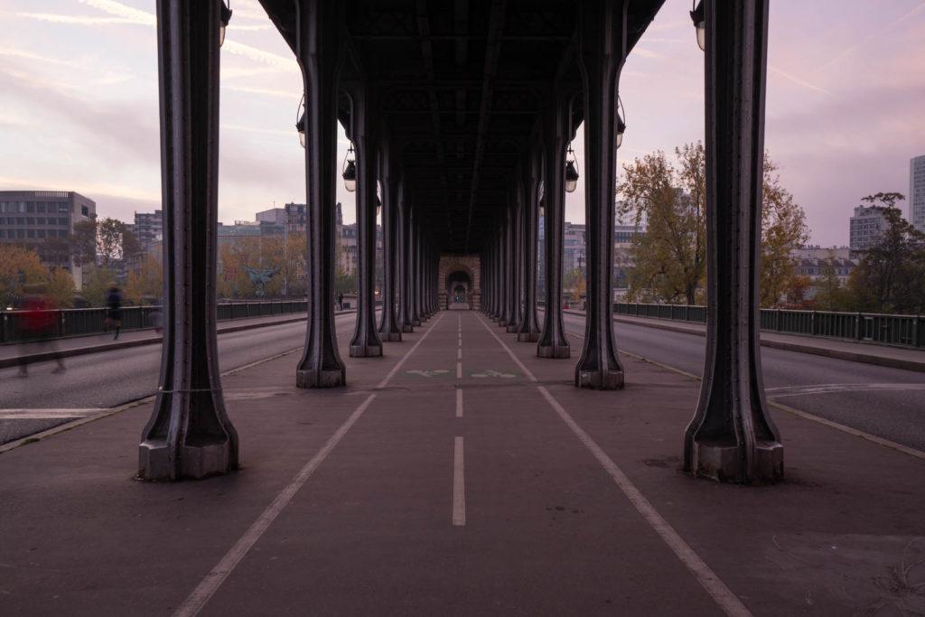 Birkheim Bridge, Paris, France