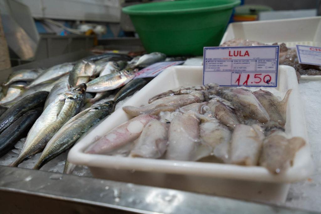 Seafood, Time Out Market mercado