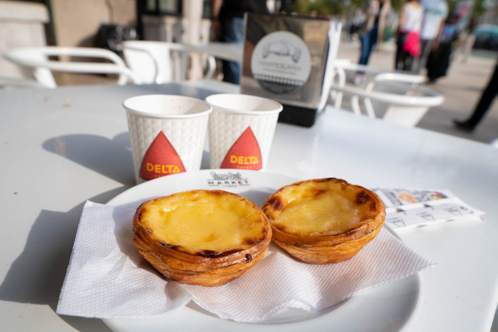 pasteis de nata, Time Out, Lisbon, Portugal