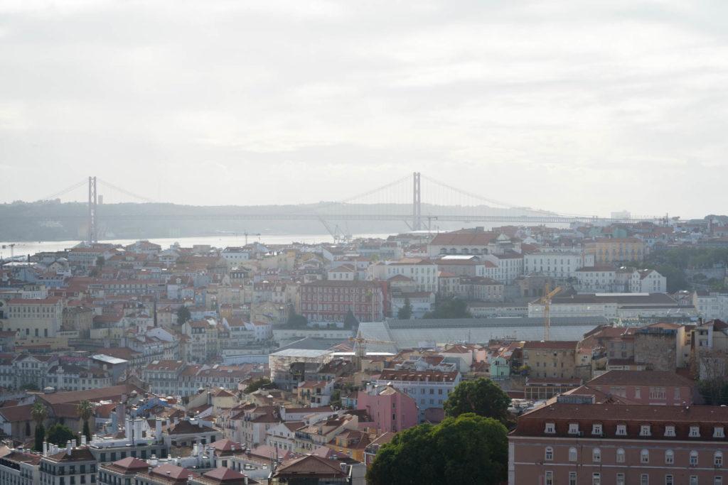 View from Miradouro da Nossa Senhora do Monte