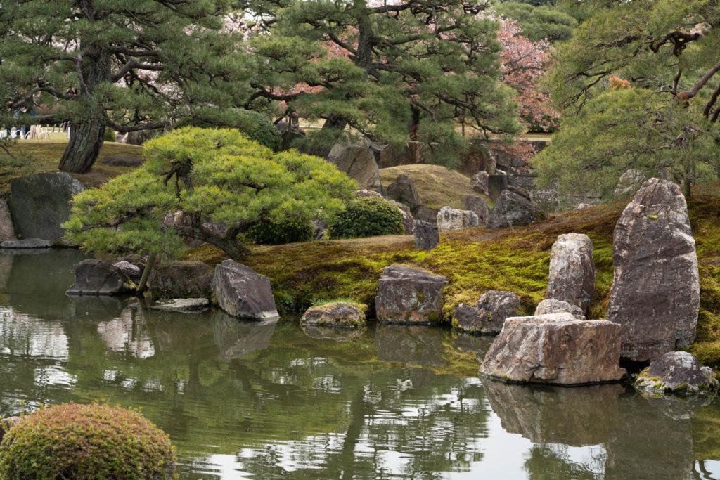 Garden, Nijō Castle, Kyoto