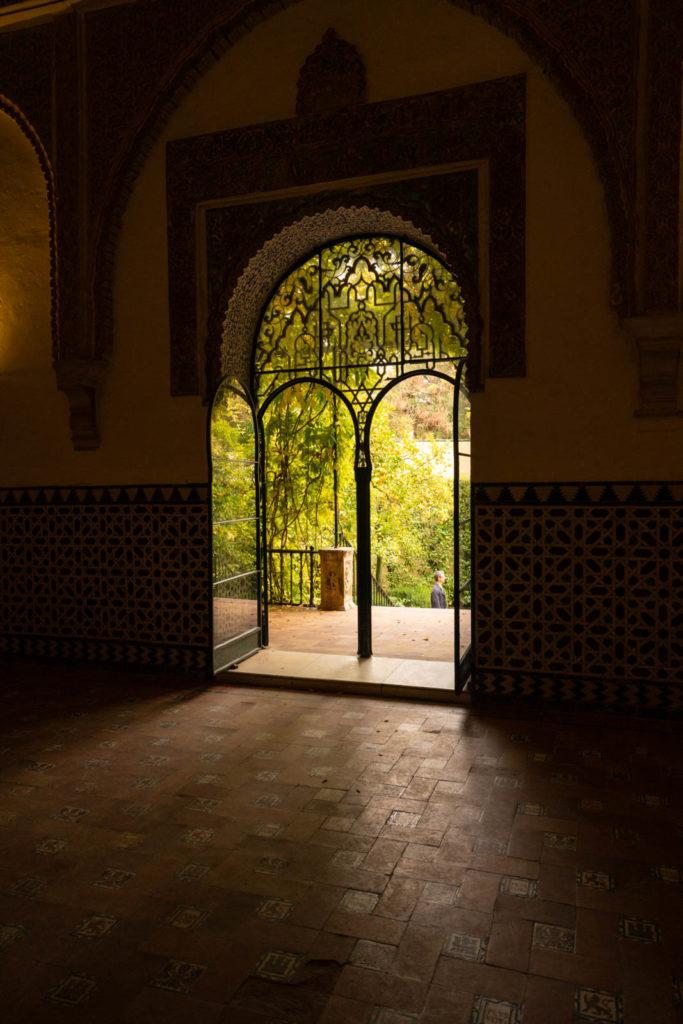 Alcázar of Seville, Spain