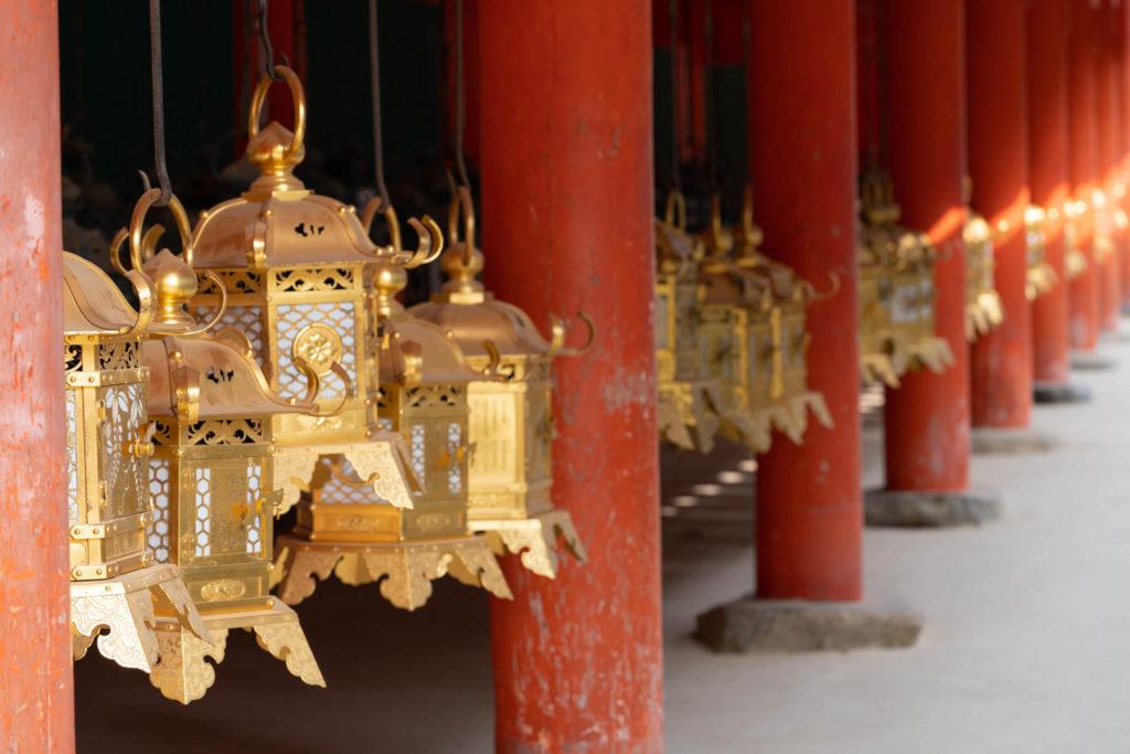 Kasuga-taisha, Nara, Japan