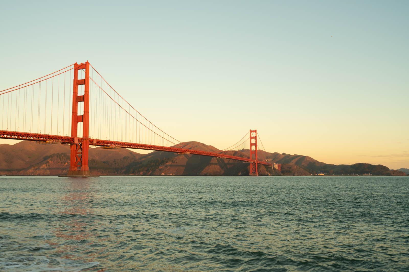 Golden Gate, San Francisco, California