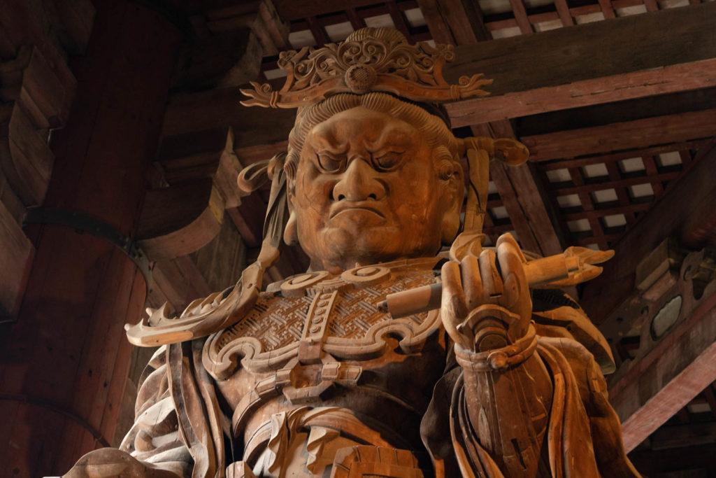 Tōdai-ji, Nara, Japan