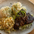 Hawaiian Teriyaki Beef lunch plate