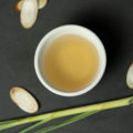 burdock (gobo) tea with lemongrass