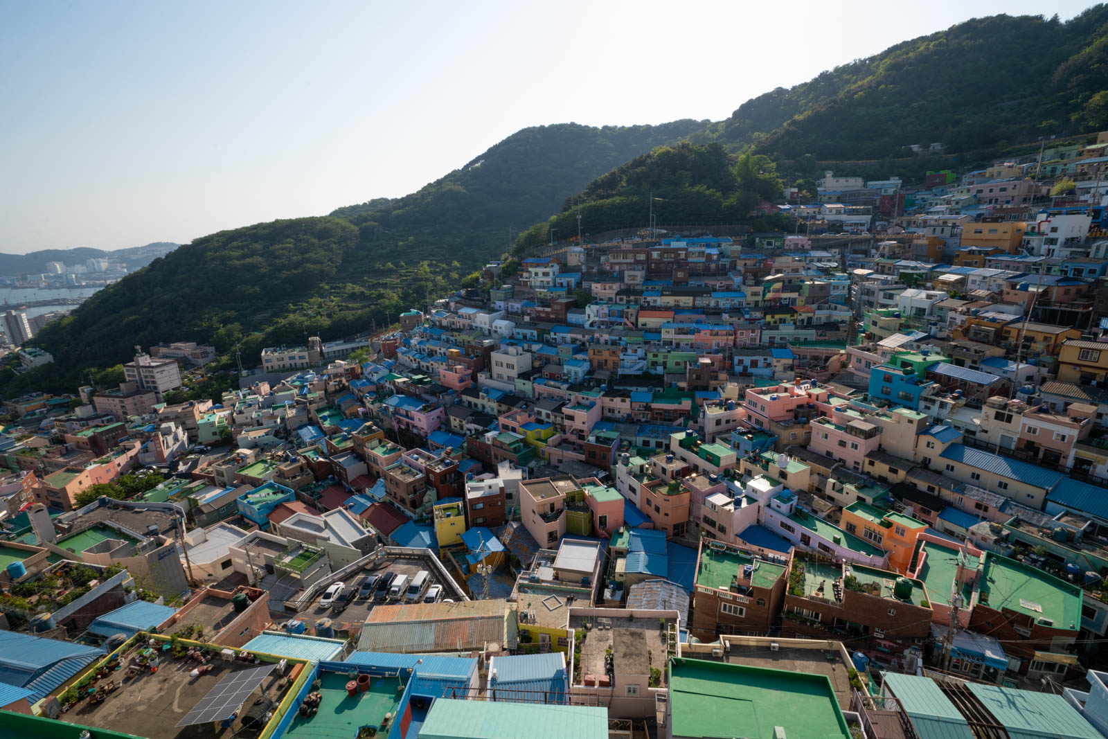 Gamcheon Culture Village, Busan, Korea