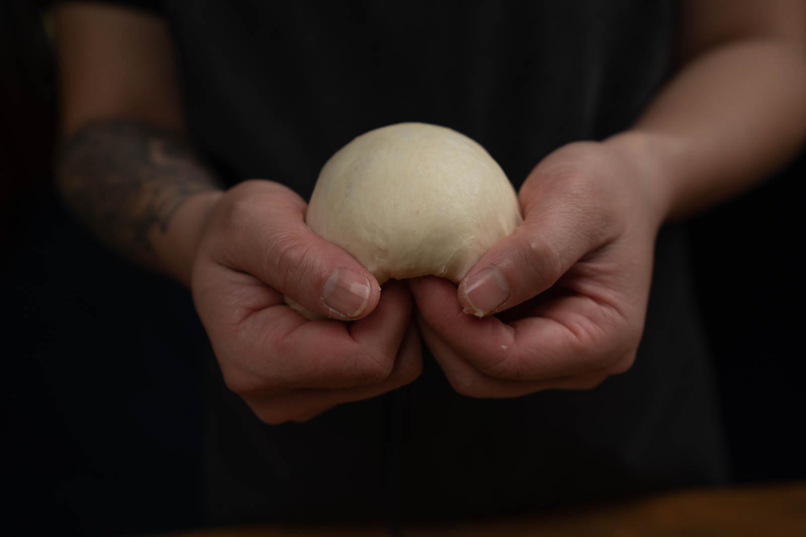 Umi's Baking: shape dough