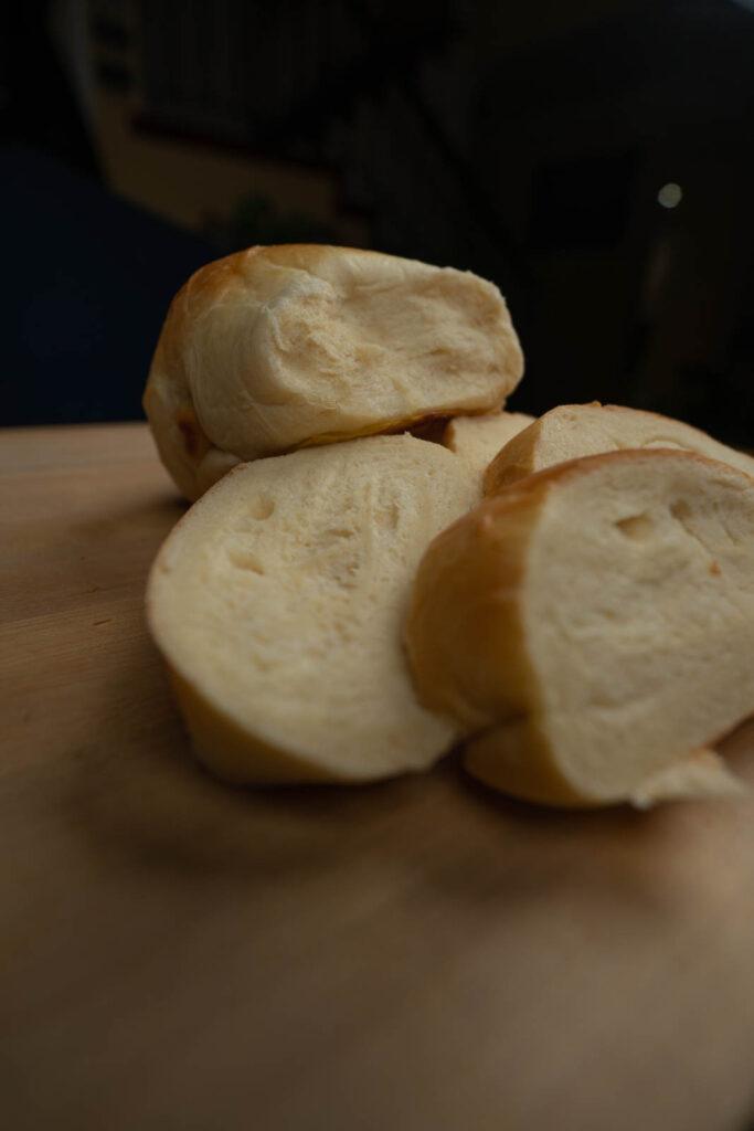 Inga Lam's milk bread