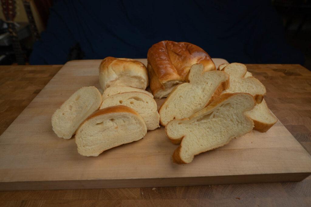 inga lam vs. josh weissman milk bread