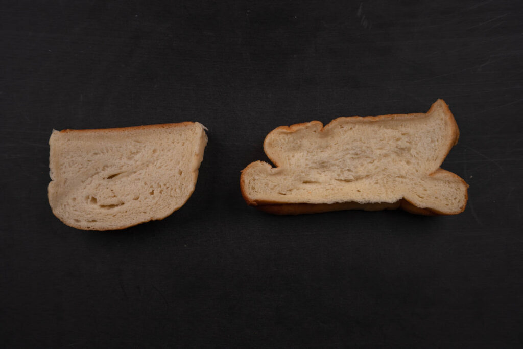 Day 2 - Inga Lam & Josh Weissman milk bread comparison