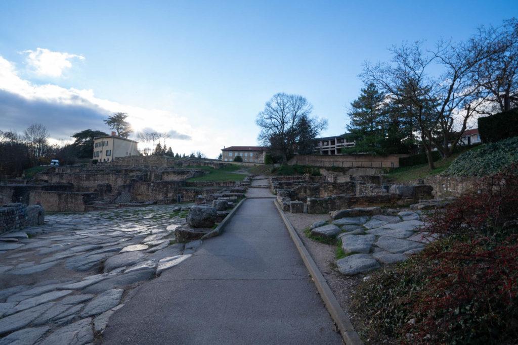 Gallo-Roman Museum of Lyon-Fourvière, Lyon, France