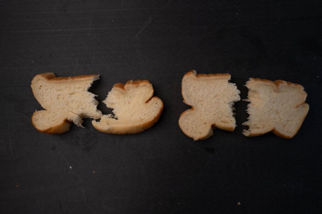 Josh Weissman's Hokkaido Milk bread comparison