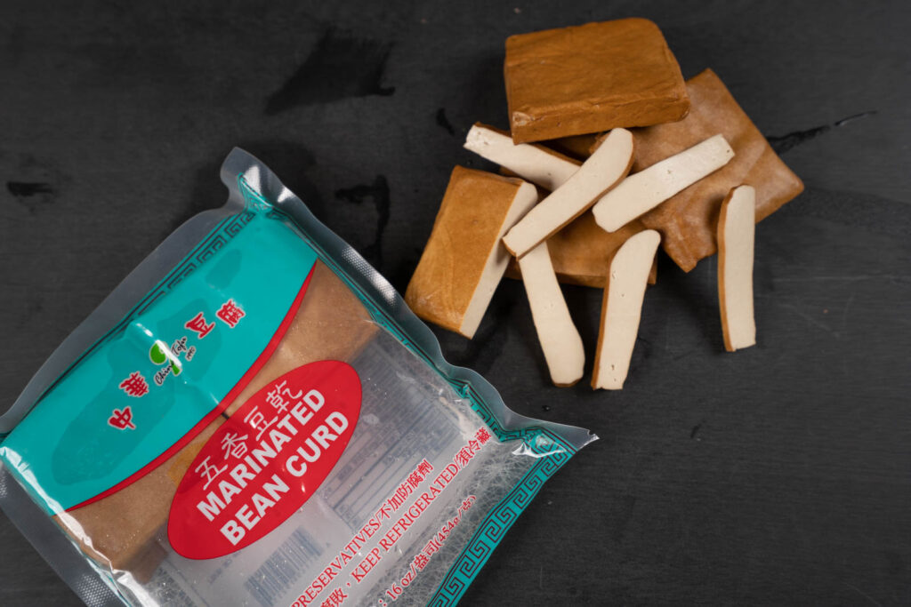 Marinated tofu/Marinated Bean Curd