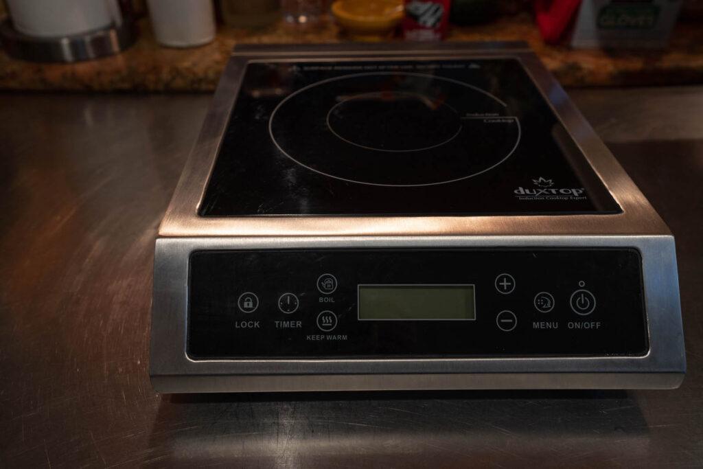 Duxtop Professional Portable Induction Cooktop