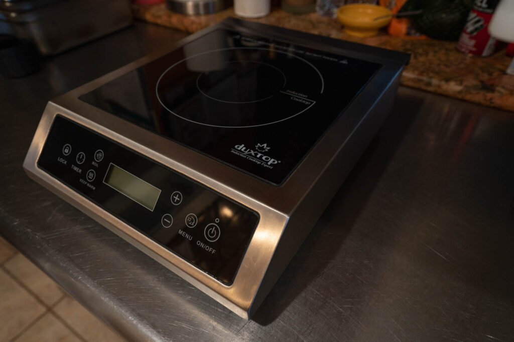 Duxtop Professional Portable Induction Cooktop