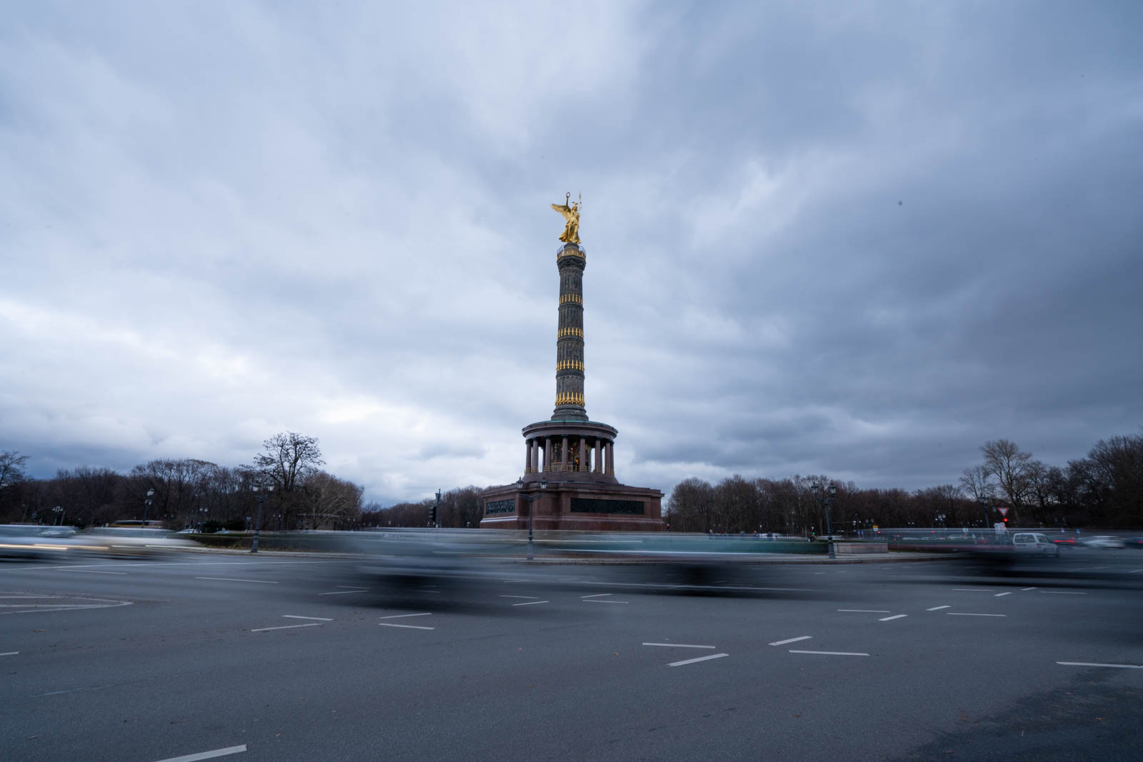 Victory Column, Tiergarten, Berlin, Germany