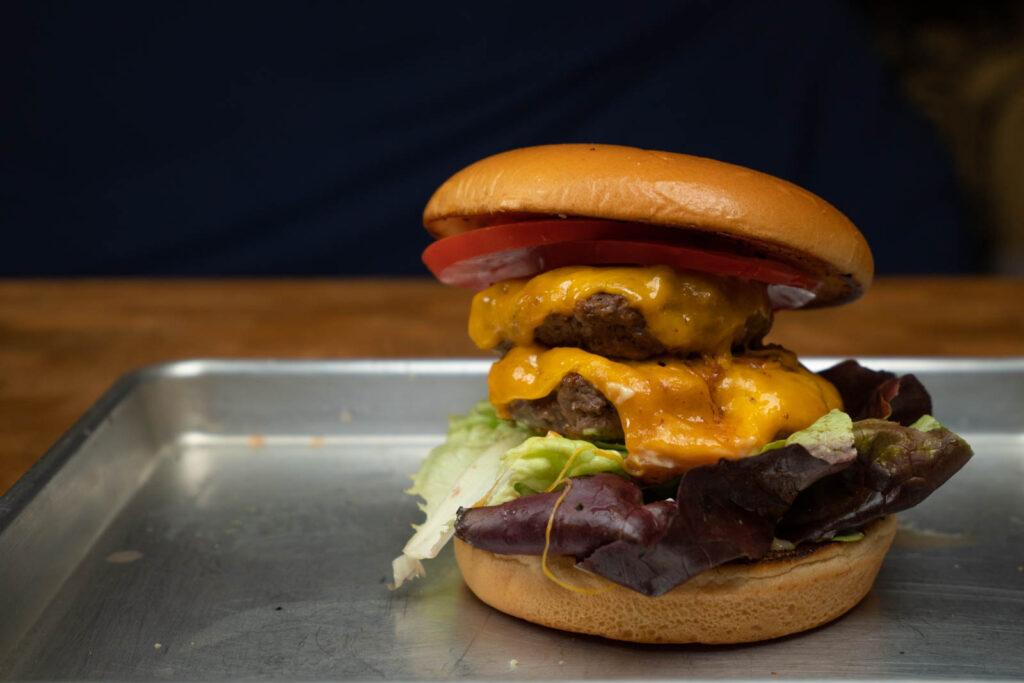 Carlienne's Better Burger