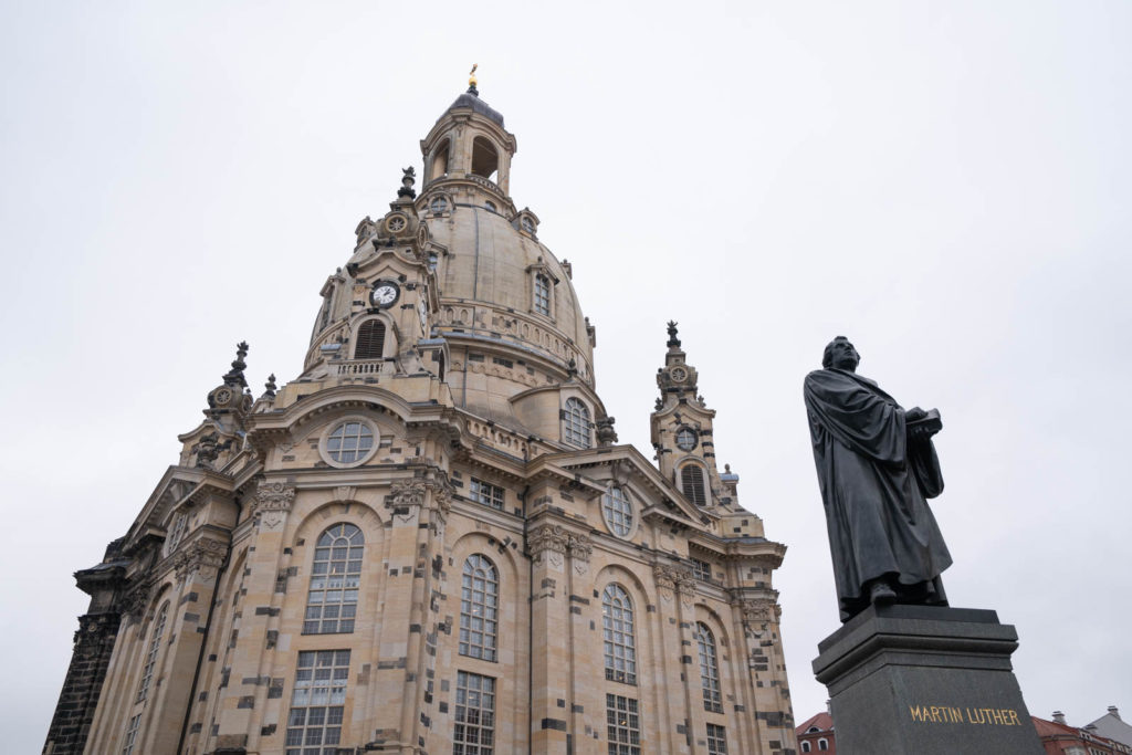 Martin Luther Kirche, Dresden, Germany