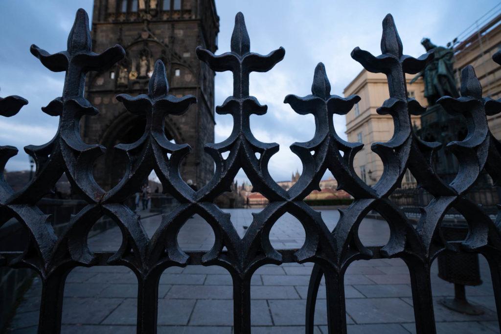 Charles Bridge (Karlův most), Prague