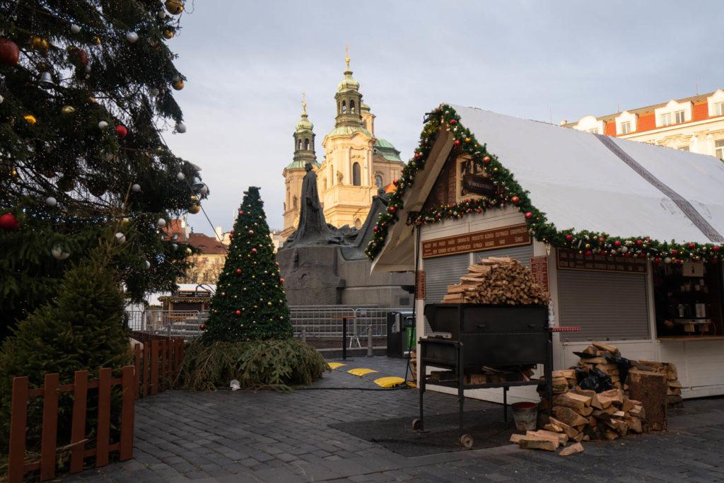 Christmas Market, Old Town, Prague