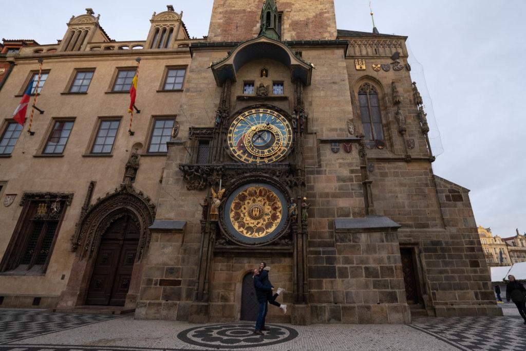 Prague Astronomical Clock (Pražský orloj), Old Town, Prague