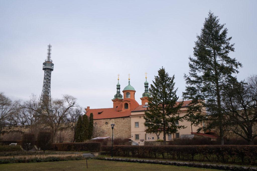 Petrin Hill (Vrch Petřín), Prague