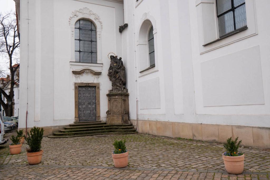 Church of the Assumption of the Virgin Mary On Strahov (Nanebevzetí Panny Marie Na Strahově), Prague