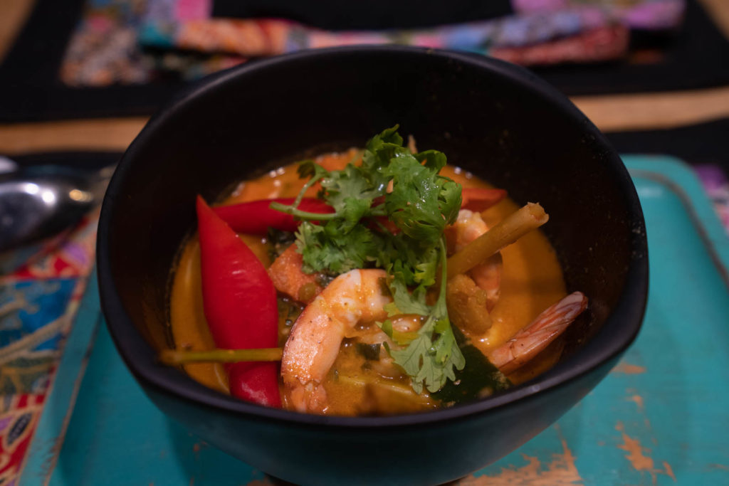 Tom Yum Goong, Silom Thai Cooking School, Bangkok, Thailand