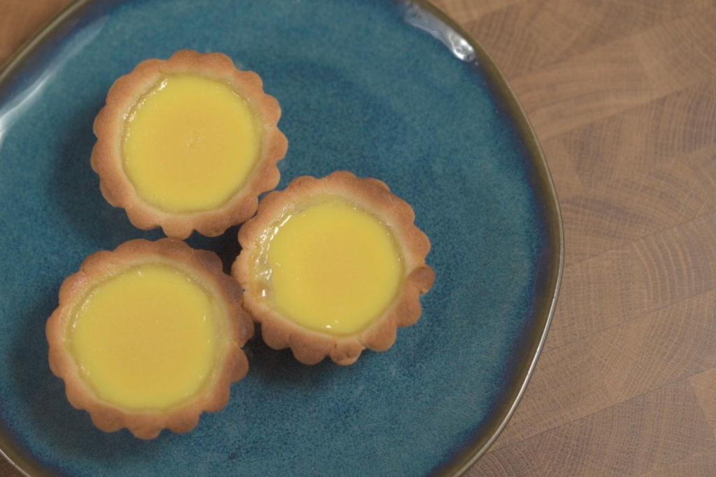 HK egg tarts