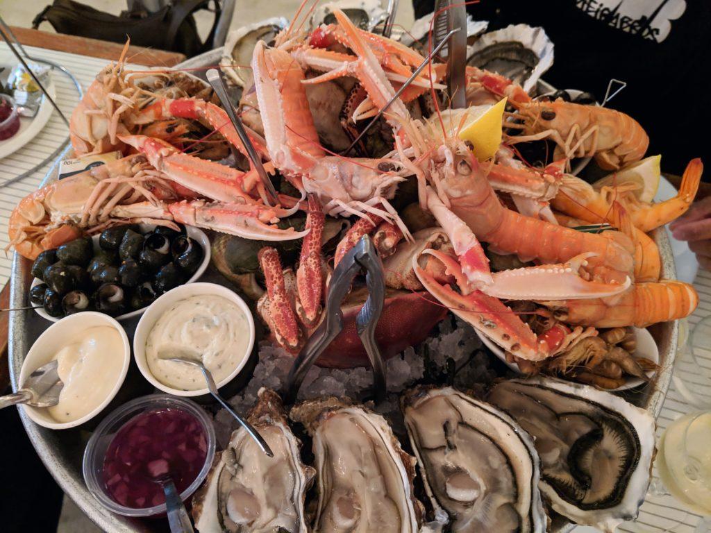 Le Panier de Crabe, La Rochelle