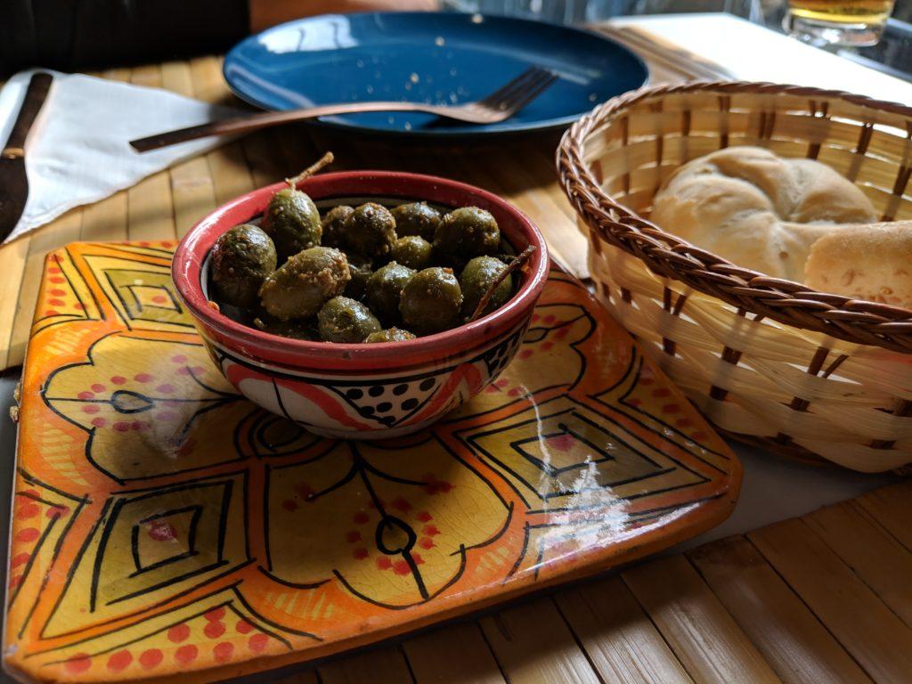 Olives, Arte y Sabor, Seville, Spain