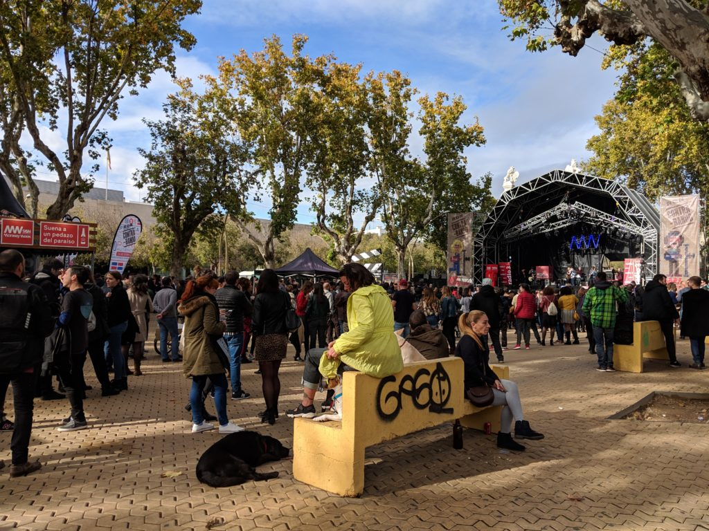Monkey Week Music Festival, Seville, Spain