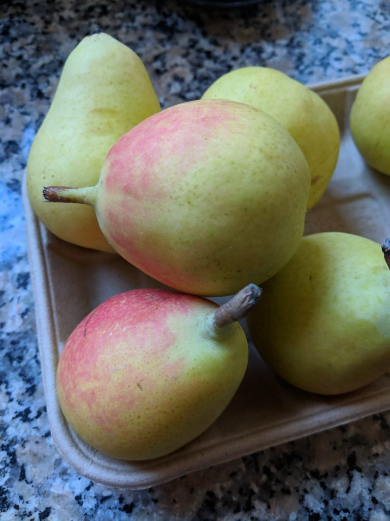 pera ercolina, Spanish pear